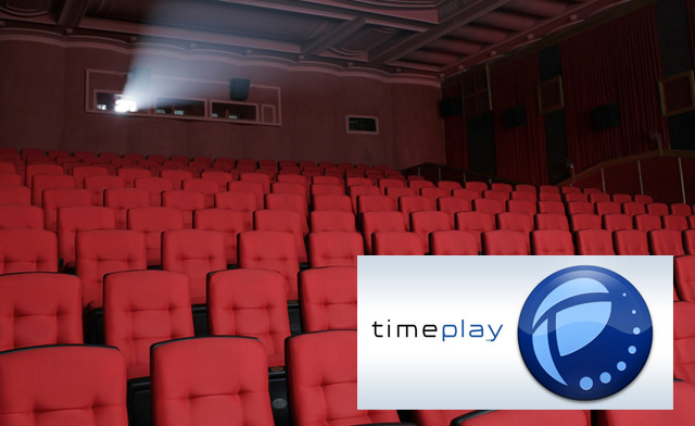 Cineplex Timeplay - New Advertising/Marketing