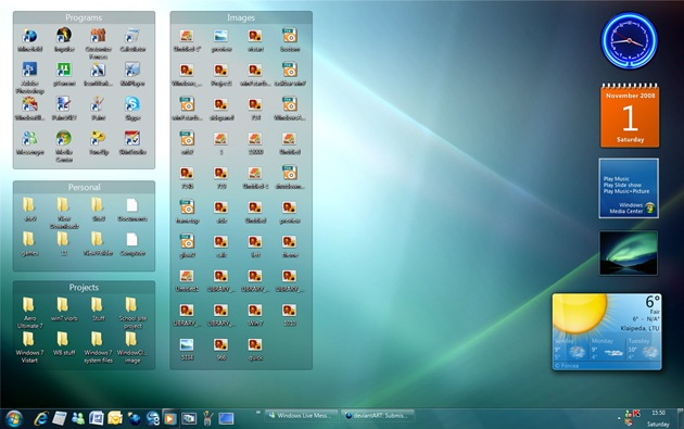 organize-messy-desktop-fences
