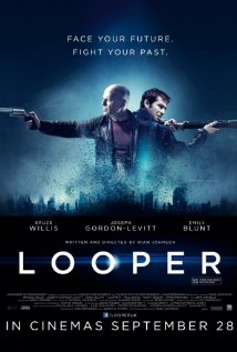Looper Movie Review with Joseph Gordon-Levitt and Bruce Willis