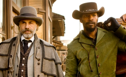 the social issue of slavery and racism in django unchained a movie by quentin tarantino The second in what might wind up being quentin tarantino's 'retribution trilogy', django unchained—like its predecessor, 2009's inglourious basterds—serves up a typically heady stew of.