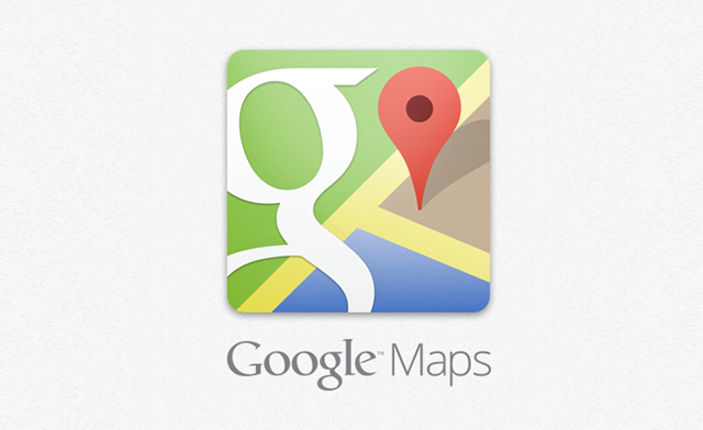 Google Maps for the iPhone (iOS 6)