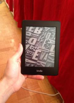 Kindle Paperwhite Review vs. Kobo Glo