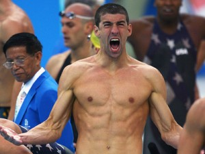 Using Cold Exercise to Lose Weight and Burn Fat - Michael Phelps