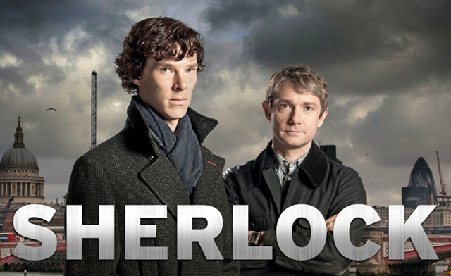 Sherlock BBC is better than the Sherlock Holmes Books