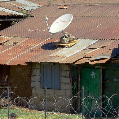 Open Media - TV thievery