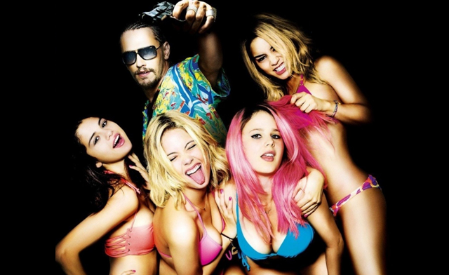 James Franco & Selena Gomez - Spring Breakers Movie Review