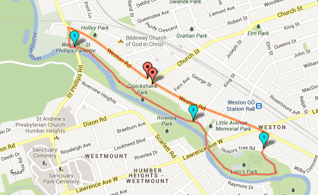 How To Use Google Maps To Map A Run Learn Something New - Google maps jogging route