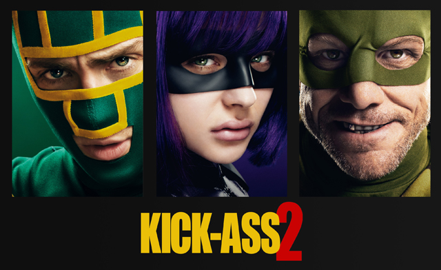 Kick Ass 2 Movie Review
