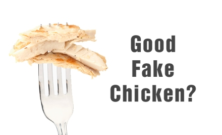Beyond Meat Fake Chicken