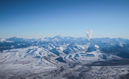 Google X Loon Balloon