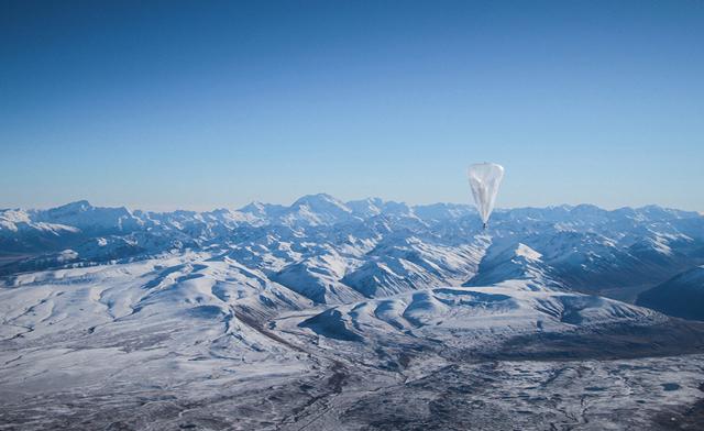 Google X Loon Balloon